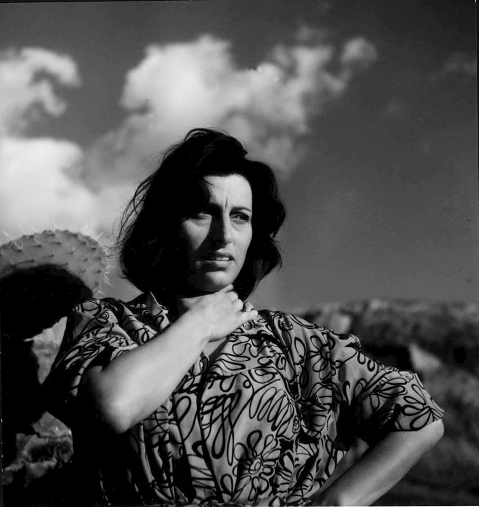 Anna Magnani - Images Colection